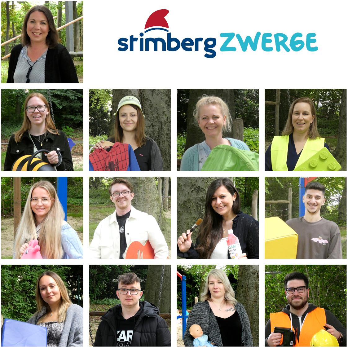 Team der stimbergZWERGE
